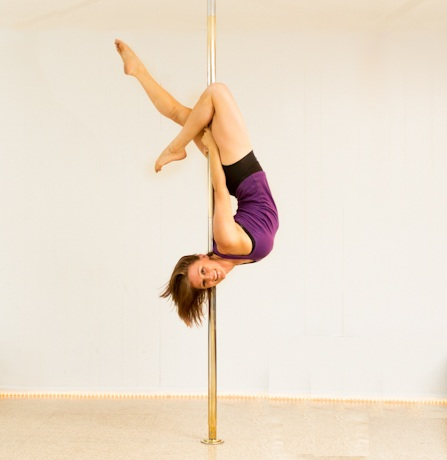 This will be me someday! Or not. (Image from Prowess Pole Fitness)