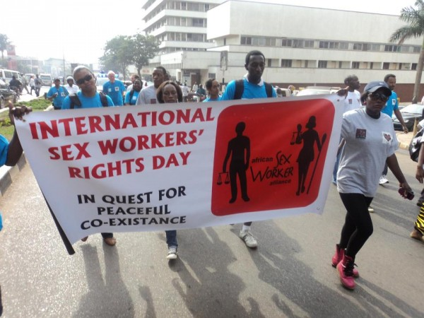 photo by the African Sex Workers' Alliance