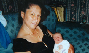 Ann Marie Foy, murdered street worker and grandmother (photo courtesy of the Liverpool Echo)