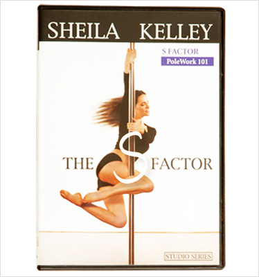 Sheila Kelley found her work on Iguana so inspiring that she created the S Factor workout. Source: sfactor.com