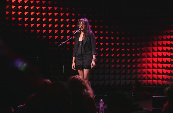 Anna Saini in performance (Photo by Filipe Besca, courtesy of Red Umbrella Project)