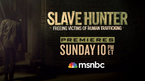 Appropriately bleak looking promo for Slave Hunter (via msnbc.com)
