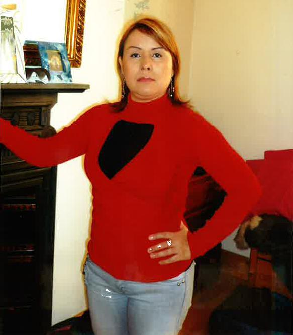RIP London sex worker Maria Duque-Tanjano (photo by Scotland Yard, via the Metro)