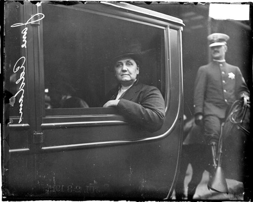 "Is social work today just a reincarnation of ye olde Jane Addams ""move into the neighborhood and 'help' them whether they want it or not"" routine? (Photo via Wikipedia Commons)"