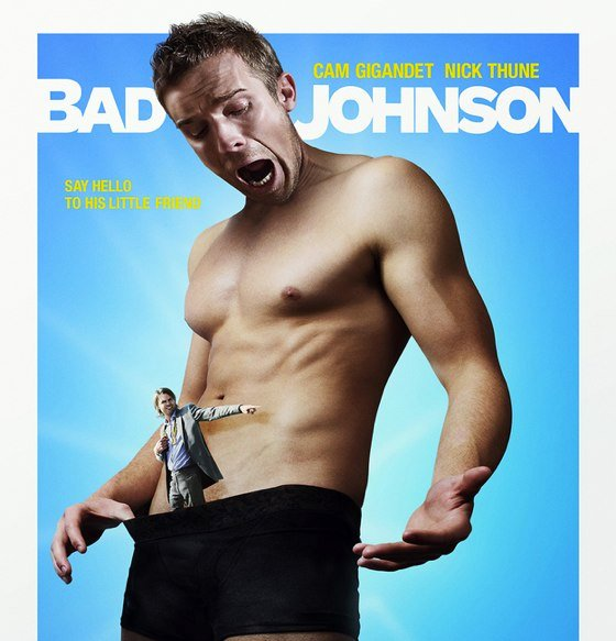 A poster for stripper Jeff Tetreault's movie about, er, an anthropomorphized, detachable penis (Image via Vulture)