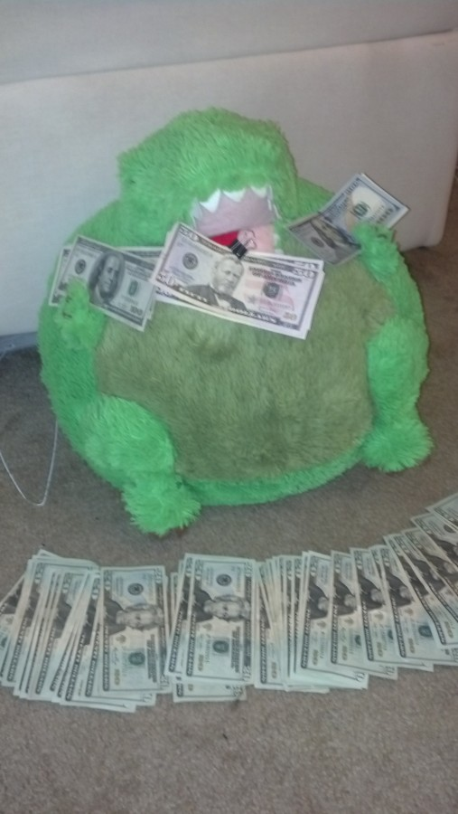 Dinosaurs and dollars