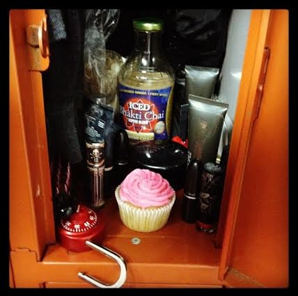 The Cupcake Girls' cupcakes infiltrate stripper lockers (Photo by Red)