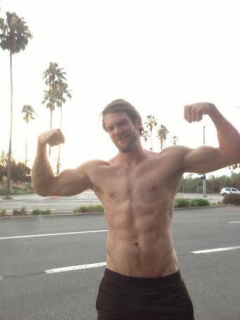 Photo with permission via Colby Keller's Facebook page