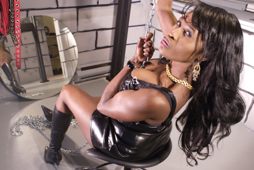 Bdsm fetish ebony titty bondage xxx