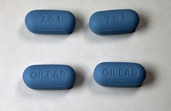 Truvada, the only HIV medication approved to be used in PrEP so far. (Photo by Jeffrey Beall, via Wikipedia Commons.)