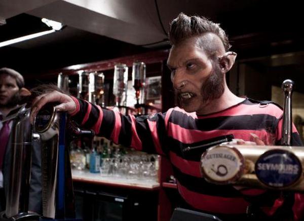 Anal Punk Werewolf/Carlos (Marc Baylis)