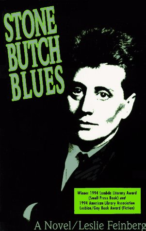 Stone Butch Blues, the 1993 Firebrand Books edition