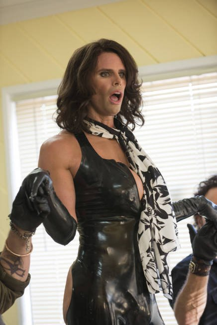 Walt Goggins as Venus Van Dam