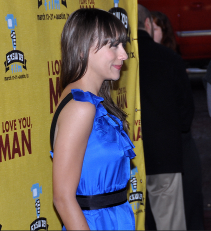 Rashida Jones at the premiere of I Love You, Man, at South by Southeast in Austin, in 2009. (Photo by Flickr user thomascrenshaw)