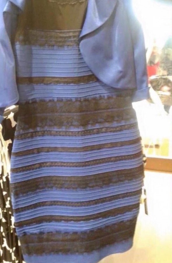 it's white and gold bitches