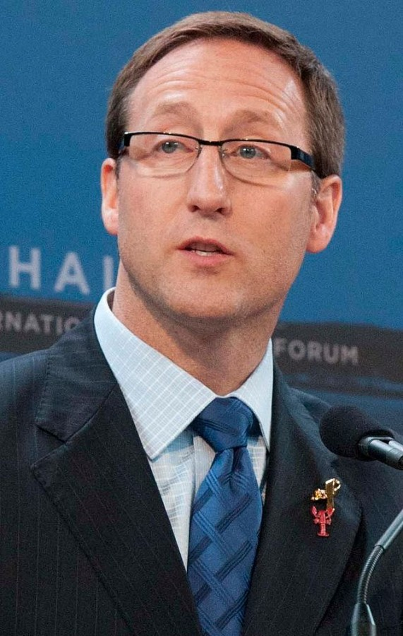 Justice Minister Peter Mackay. (Photo via Wikimedia.)