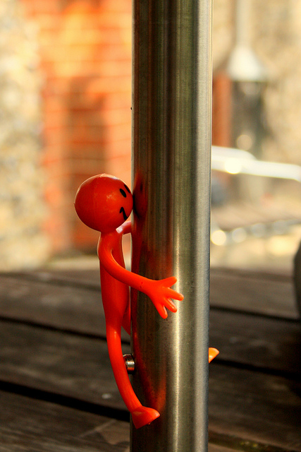 Another day, another pole fail. (Photo by Flickr user K J Payne)