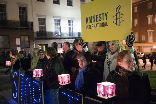(Photo via Amnesty International USA Flickr account)