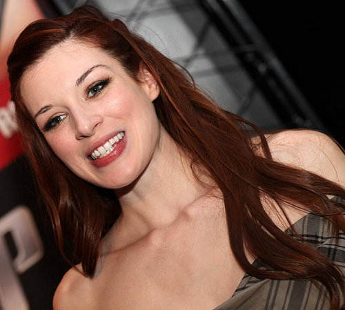 Stoya in 2012 at the AVN awards. (Photo by Michael Dorausch via Flickr)
