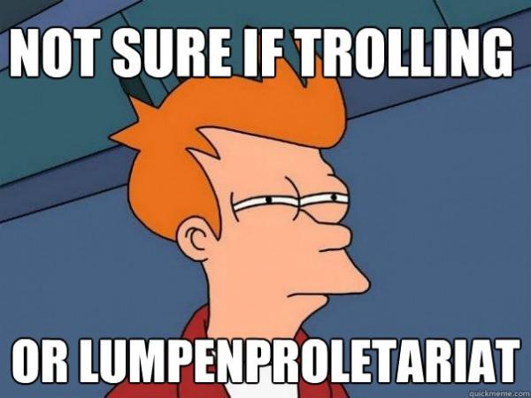 lumpenproletariat meme 1