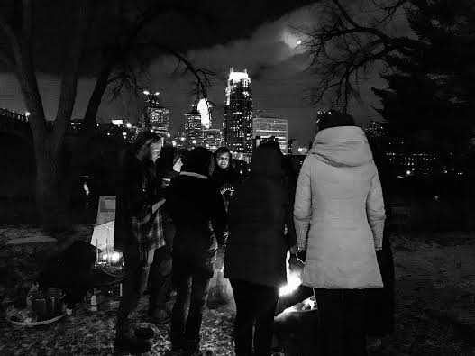 New chapter SWOP-Minneapolis honoring Dec 17th 2015 with a vigil. (Courtesy of SWOP-USA and local SWOP chapters)