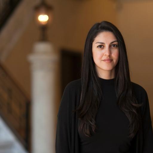 Yasmin Vafa.